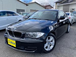 BMW 1シリーズ 120i Goo鑑定車 ナビ TV DVD カメラ キーレス2個 禁煙車 ETC HID 6ヶ月