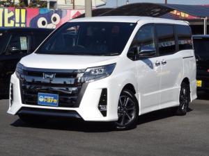 トヨタ ノア Si ダブルバイビーIII アルパイン11型ナビ アルパイン12.8インチ後席モニター バックカメラ 寒冷地仕様 セーフティセンス 両側電動スライドドア コーナーセンサー クルコン LEDライト Bluetooth