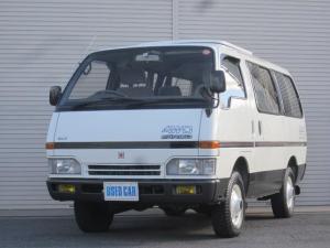 いすゞ ファーゴワゴン LS サンルーフDタ―ボ4WD5速MT