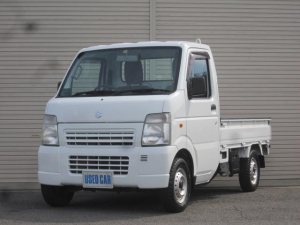 スズキ キャリイトラック KCエアコン・パワステ4WD 5速MT ETC