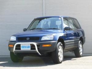 トヨタ RAV4 J J V サンルーフ 5速MT 4WD