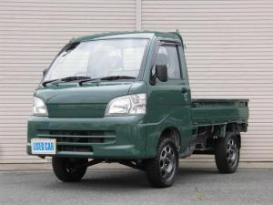 ダイハツ ハイゼットトラック エアコン・パワステ スペシャル 5速マニュアル4WDETC