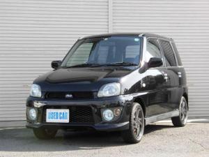 スバル プレオ RSリミテッドII 5速MT4WDスーパーチャージャーキーレスETC純正AW D型