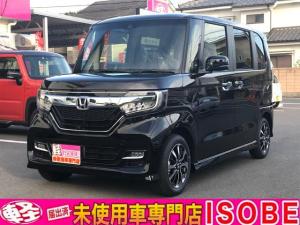 ホンダ N-BOXカスタム G・Lホンダセンシング 届出済未使用車 新車保証継承
