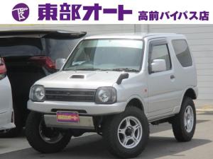 スズキ ジムニー XG SDナビ 社外アルミ リフトアップ マッドタイヤ