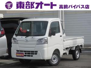 ダイハツ ハイゼットトラック スタンダードSAIIIt 4WD 純正ラジオ LEDライト