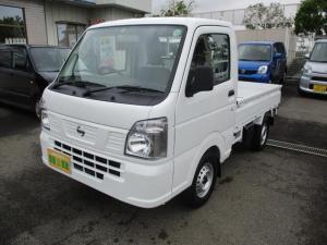 日産 NT100クリッパートラック DX 4WD AC AT 軽トラック