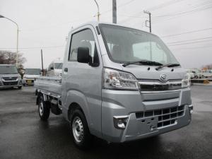 ダイハツ ハイゼットトラック スタンダードSAIIIt エアコン パワステ 4WD オートマ スマートアシスト3t