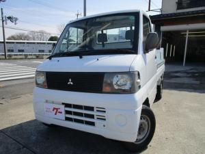 三菱 ミニキャブトラック  パワーゲート 4WD AC/PS