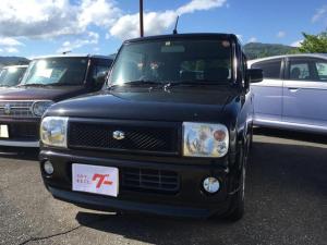 スズキ アルトラパン ターボ 4WD シートヒーター キーレス ABS 13AW