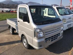 スズキ キャリイトラック KCエアコン・パワステ 5MT 4WD