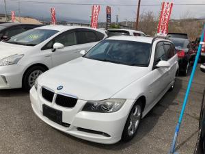 BMW 3シリーズ 320iツーリング 社外ナビTV ETC パワーシート スマートキー