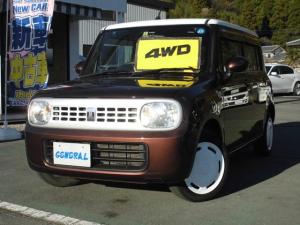 スズキ アルトラパン G 4WD スマートキー