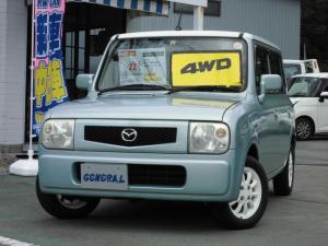 マツダ スピアーノ X 4WD シートヒーター