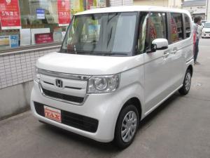 ホンダ N-BOX Gホンダセンシング 4WD ナビ新品 届出済未使用車