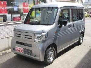 ホンダ N-VAN G・ホンダセンシング ナビ新品 届出済未使用車