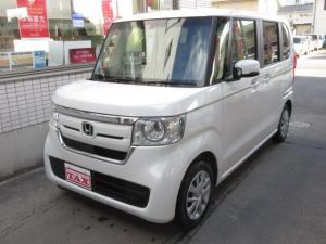 ホンダ N-BOX G・Lホンダセンシング 4WD ナビ新品 届出済未使用車