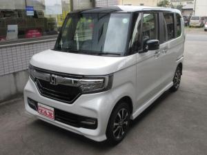 ホンダ N-BOXカスタム G・Lホンダセンシング 4WD 両電Sドア ナビ新品