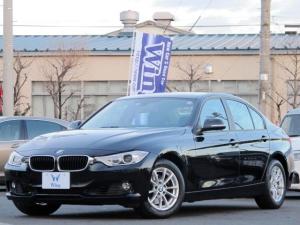 BMW 3シリーズ 320i 純正ナビ  コンフォートアクセス HID オートライト ターボ アイドリングストップ 純正16AW 電動格納ミラー ミラーETC ミュージックサーバー 8速AT フォグライト