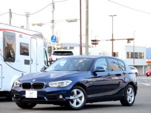 BMW 1シリーズ 118d スポーツ 禁煙 クルーズコントール レーンディパーチャーウォーニング コーナーセンサー 衝突軽減システム 純正HDDナビ Bカメラ 地デジ用インターフェイス フルセグ Bluetooth ETC オートミラー