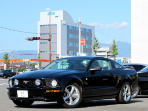 フォード マスタング V8 GT プレミアム クーペプレミアム 正規ディーラー車 禁煙 1オーナー リアウイング 社外ナビ クルーズコントロール レザーシート パワーシート SHAKER100サブウーハースピーカー CD DVD ドラレコ ETC