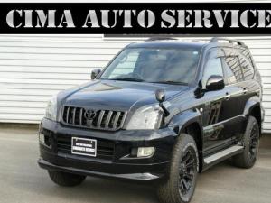 トヨタ ランドクルーザープラド TXリミテッド 4WD 新品社外17AW