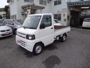 三菱 ミニキャブトラック VX-SE VX-SE4WD強化サス仕様