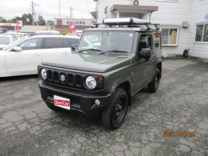 スズキ ジムニー XL セフティ-サポ-ト装着車 ナビ