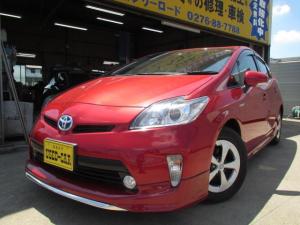 トヨタ プリウス S ナビ フルセグTV バックカメラ ETC DVDビデオ Bluetooth フォグランプ スマートキー プッシュエンジンスタート