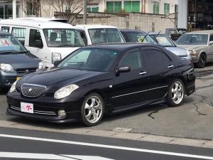 トヨタ ヴェロッサ V25 DVDナビ 純正アルミ パワーシート 社外18アルミ