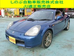 トヨタ MR-S Sエディション キーレス 16AW ETC TRDタワーバー