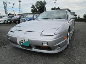 日産 180SX タイプX/スーパーハイキャスPkg/純正5速/TEIN車高調