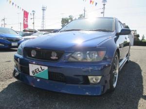 トヨタ アルテッツァ RS200 Zエディション /純正6MT/社外エアロ/TEIN車高調