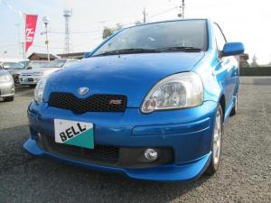 トヨタ ヴィッツ RS Vパッケージ /純正5速/3ドア/エアロ