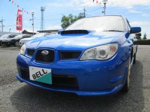 スバル インプレッサ WRX /マニュアルモード付AT/ターボ/4WD/フジツボマフラー