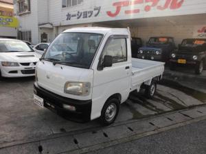 ダイハツ ハイゼットトラック スペシャル 3方開 4WD 5MT