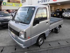 スバル サンバートラック TC 三方開 4WD