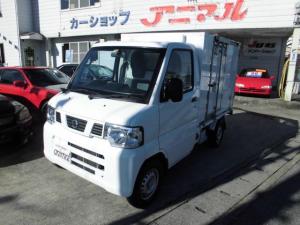 日産 クリッパートラック DX -25度冷凍車