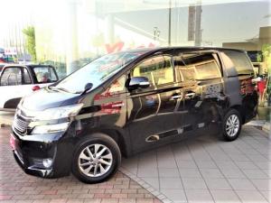 トヨタ ヴェルファイアハイブリッド V 買取車 全周囲カメラ 両側パワスラパワーバックドア