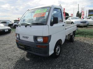 ダイハツ ハイゼットトラック STD 4WD ワンオーナー ローハイ切り替え付き