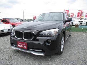 BMW X1 sDrive 18i ハイラインパッケージ iDriveナビゲーションパッケージ 舵角連動バックカメラ 革シートヒーター付き