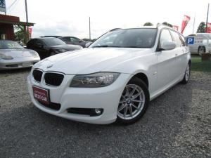 BMW 3シリーズ 320iツーリング 純正HDDナビ パワーシート 純正ETC 禁煙車 プッシュスタート