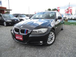 BMW 3シリーズ 320i 純正HDDナビ プッシュスタート フロントパワーシート ミラー型ETC 純正アルミ ディーラー車 後期型