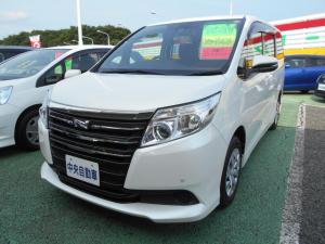トヨタ ノア X LEDヘッドライト ナビ TV 両側電動スライドドア