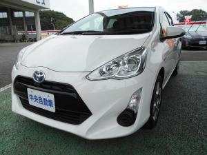 トヨタ アクア S ナビ TV ETC アルミホイール