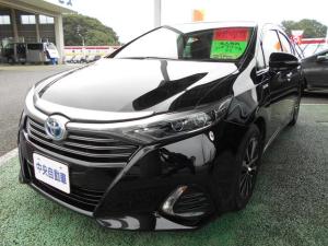トヨタ SAI S LEDヘッドライト ナビ TV ETC