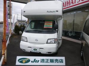 日産 バネットトラック キャンピングカー ナッツRV クレソンジュニア