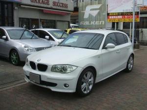 BMW 1シリーズ 118i 17インチアルミ HIDライト メモリーナビ地デジ