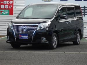 トヨタ エスクァイア Gi 両側電動スライドドア スマートキー シートヒーター