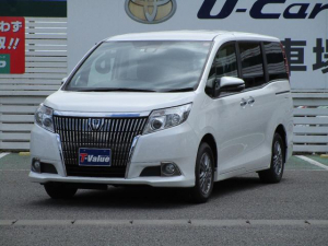 トヨタ エスクァイア Xi ナビ バックモニター 両側電動スライドドア ETC